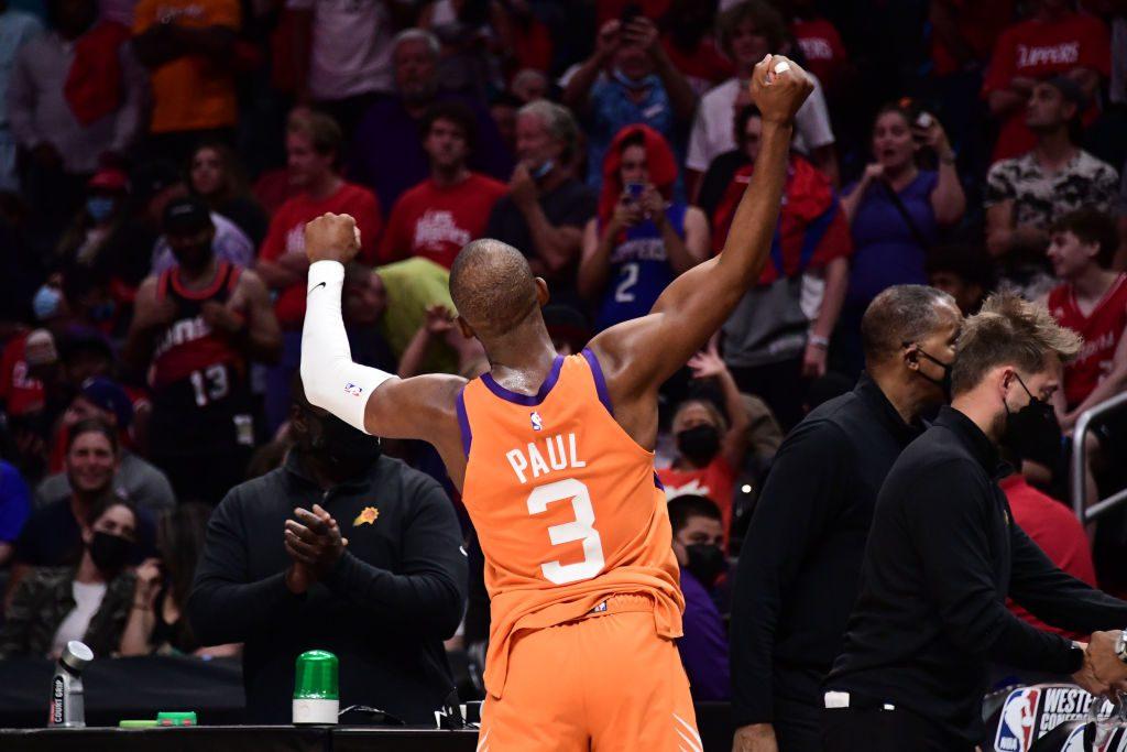 Chris Paul lleva a los Suns a las finales 28 años después con una histórica exhibición