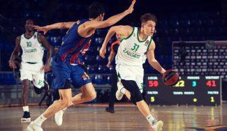 Rokas Jokubaitis habla sobre su futuro: el Draft, el Barça, la NBA…