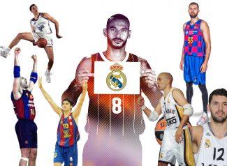 Puente aéreo: Jugadores que han estado en Real Madrid y Barcelona