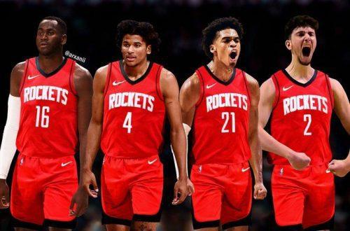 Las palabras de Garuba tras ser elegido por los Houston Rockets y cómo lo ve su GM. ¿Qué le esperaría allí?