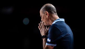 «Doncic ha hecho lo que ha querido». Las palabras de Sergio Hernández tras la derrota de Argentina