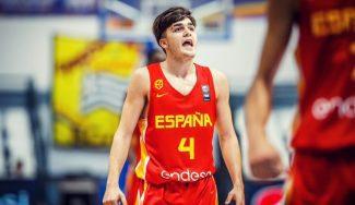 Preconvocatoria de España U20 para el FIBA Youth European Challengers
