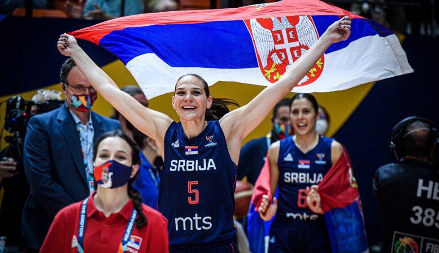 Entrevista especial con Sonja Vasic: «Cuando jugaba mal un partido, pensaba que era el fin del mundo»