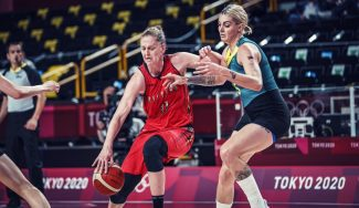 Emma Meesseman arranca los Juegos Olímpicos con 80 de valoración en dos partidos