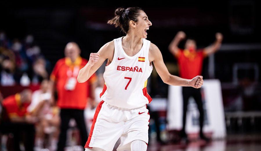 España remonta ante Serbia y certifica su clasificación para cuartos de final