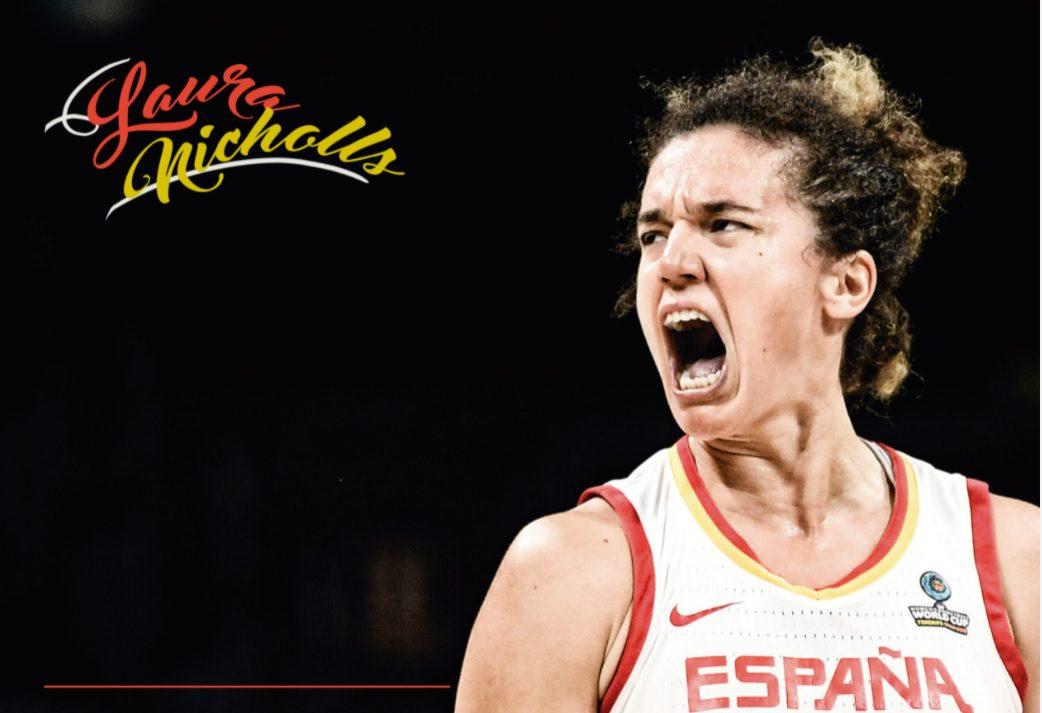 Habla Laura Nicholls: rompe su silencio tras anunciar que deja el baloncesto temporalmente