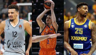 El mercado, al instante: Marinkovic a Baskonia, Mickey al Zenit y movimientos en la Liga Endesa