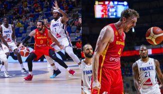 España supera a Francia y sigue invicta en la preparación de los Juegos Olímpicos