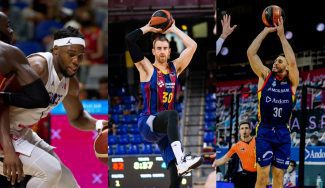El mercado, al instante: Claver deja el Barça, Yabusele llega al Madrid y más movimientos en la Liga Endesa