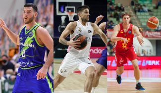 El mercado, al instante: Nico Laprovittola, Marko Lukovic, Marco Spissu, Steve Zack, Tomas Dimsa…