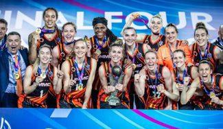 OFICIAL: lista de equipos para la Euroliga femenina 2021-2022