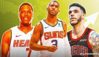 El mercado NBA, al instante: ¿Qué está pasando en la agencia libre?