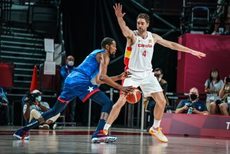 España cae en cuartos ante Estados Unidos y queda eliminada de los Juegos Olímpicos