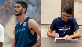 OFICIAL: Santi Aldama firma por los Memphis Grizzlies un contrato multianual