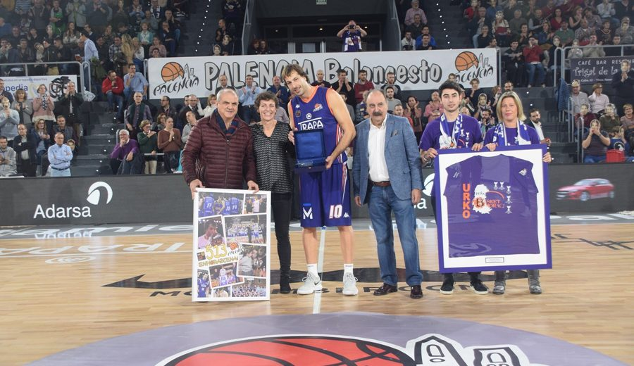 Urko Otegui se retira del baloncesto. Su carta de despedida