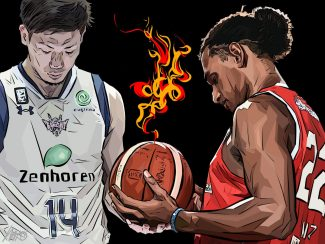 Sebas Sáiz, en acción: su top 5 de jugadas esta temporada en Japón