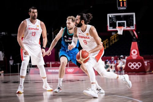 España pierde ante Eslovenia y pasa a cuartos como segunda de grupo