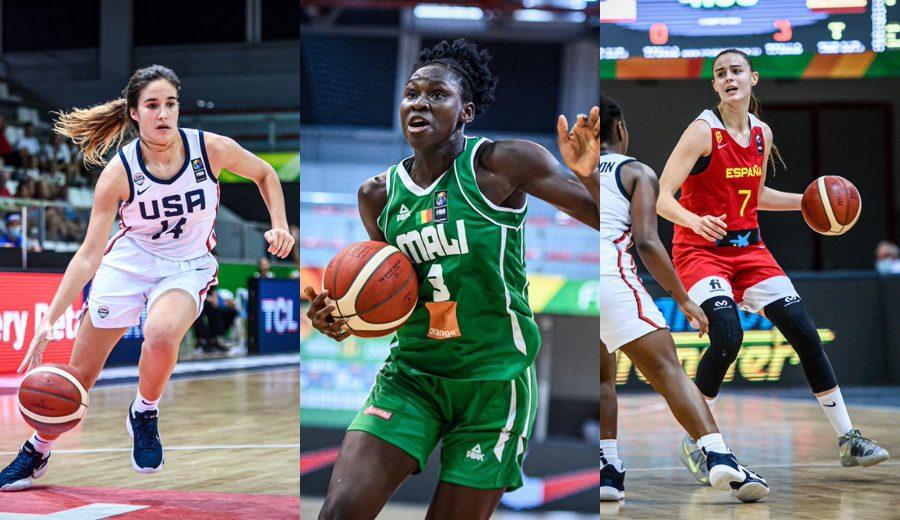 ¿Conoces a todas? Te presentamos a las mejores jugadoras del Mundial U19 femenino de Hungría