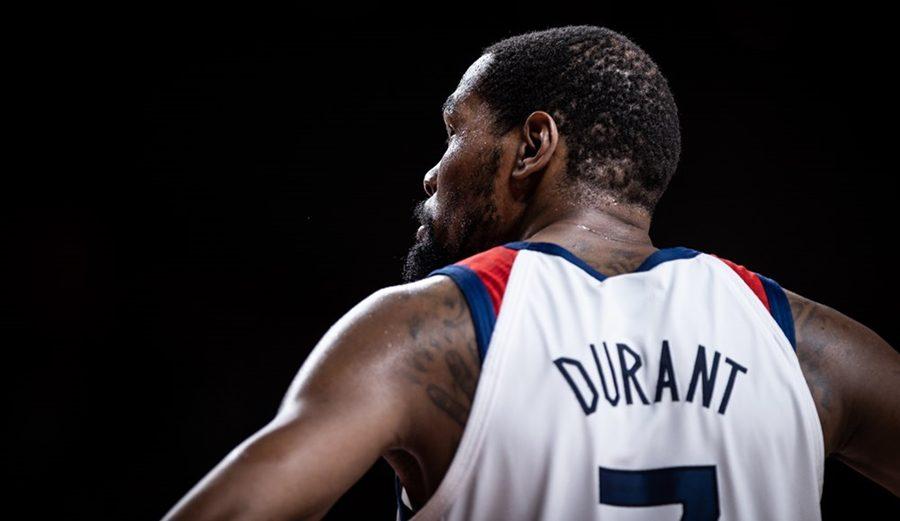 Kevin Durant y las finales olímpicas. Sus tremendos registros en estos encuentros…