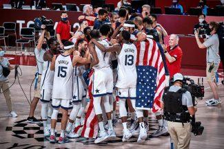 Estados Unidos derrota a Francia y se proclama campeón olímpico