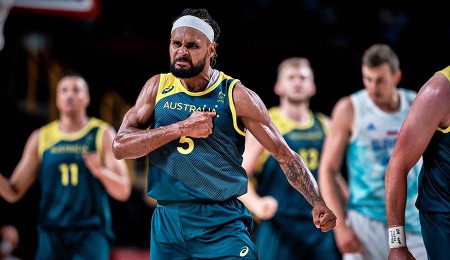 Australia rompe su maldición y consigue el bronce ante Eslovenia con un excelso Patty Mills