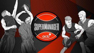 ¡Vuelve el SuperManager acb! Regresa el juego de la Liga Endesa