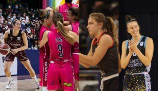 Juventud y talento: 4 bases que han llamado la atención en el estreno de la Liga Femenina Endesa