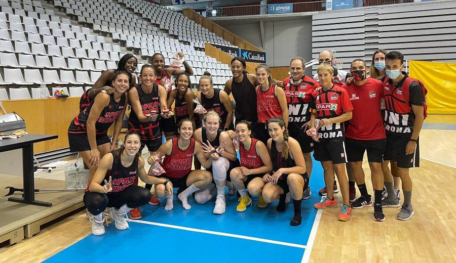 Guía Liga Femenina Endesa 2021-2022: Spar Girona renueva su columna vertebral