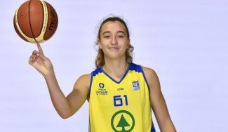 ¿Conoces a Carla Brito? La joven de 16 años que ha anotado 17 puntos en Eurocup con Spar Gran Canaria