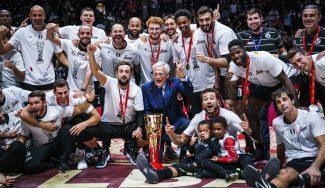 La Virtus gana la Supercopa italiana por primera vez en 26 años en el estreno de Scariolo