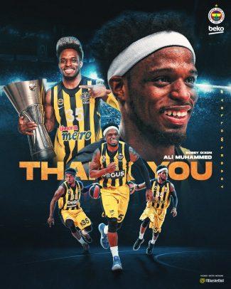 El Fenerbahçe confirma la marcha de Bobby Dixon. Así queda su rotación