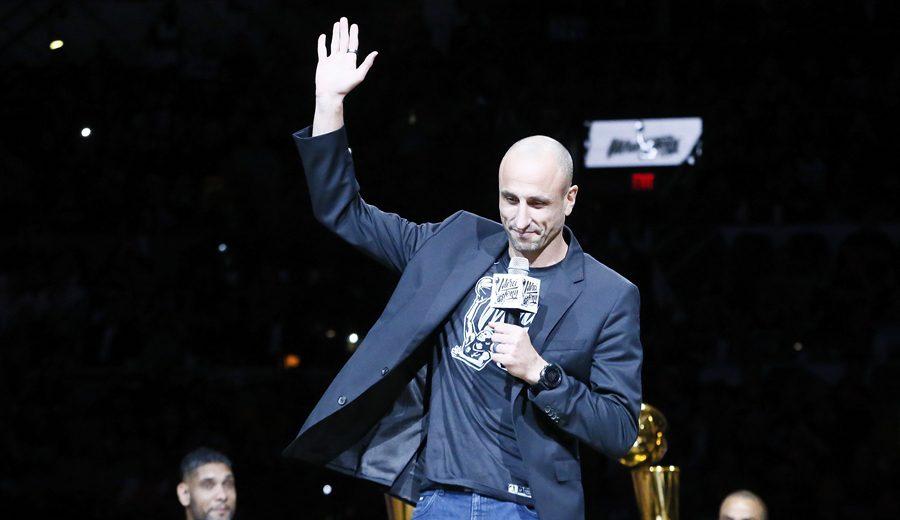 Manu Ginóbili regresa a los San Antonio Spurs como asesor de operaciones