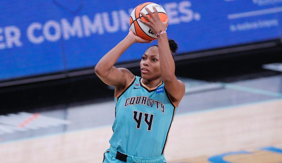 De no tener hueco en la WNBA a liderar a las NY Liberty. ¿Conoces a Betnijah Laney?