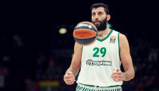 Ioannis Bourousis regresa a las canchas para jugar ¡en segunda división!