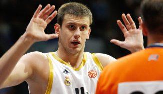 Las palabras de Novica Velickovic tras su retirada: «Jugar en el Madrid fue lo más grande fuera de mi país»