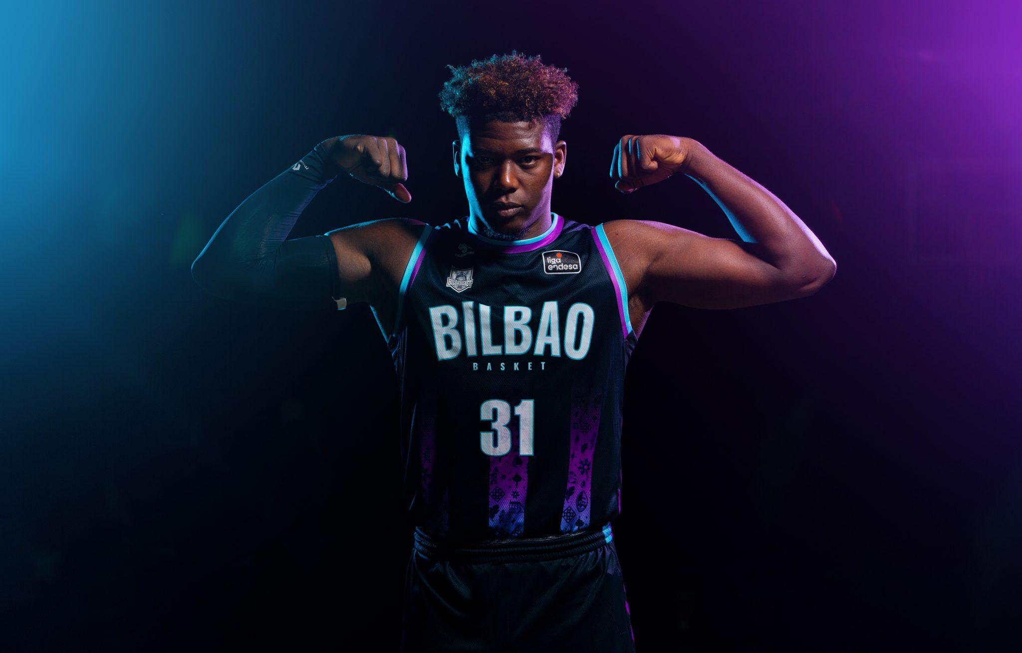 La historia de Ángel Delgado (Bilbao Basket): «Vengo de muy abajo, de donde tú no te imaginas»