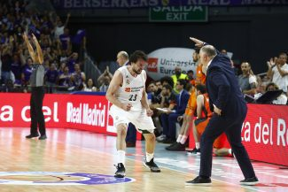 Pablo Laso al habla: su enfado con Llull, la emoción del momento y su palmarés con el Real Madrid