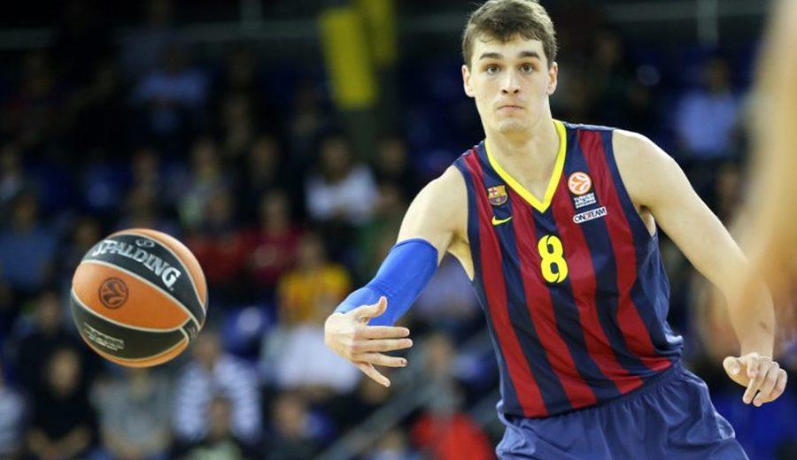 Hezonja habla de su etapa en el Barça: «Me enseñaron a jugar correctamente al baloncesto»