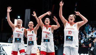 ¡Campeonas de Europa! La selección femenina 3×3 se corona en París