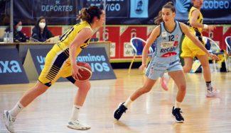 ¡Vaya exhibición! Laia Lamana recupera 12 balones ante Canoe y pasa a la historia del baloncesto español
