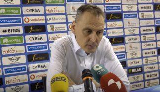 Las explicaciones de Roberto Íñiguez sobre sus duras palabras dirigidas a sus jugadoras