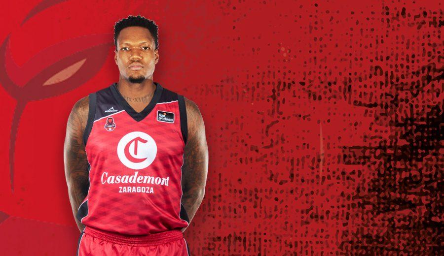 Deon Thompson firma con Casademont Zaragoza. Así queda la plantilla maña