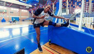 Erika De Souza, la leyenda brasileña que ya destaca en la nueva Liga Femenina Challenge