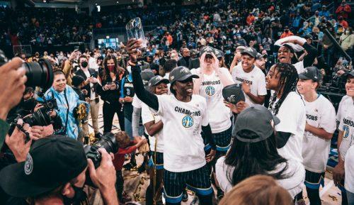 Kahleah Copper, la MVP de las Finales WNBA que aterrizará en España
