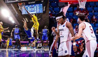 BAXI Manresa y Lenovo Tenerife no fallan en la Basketball Champions League